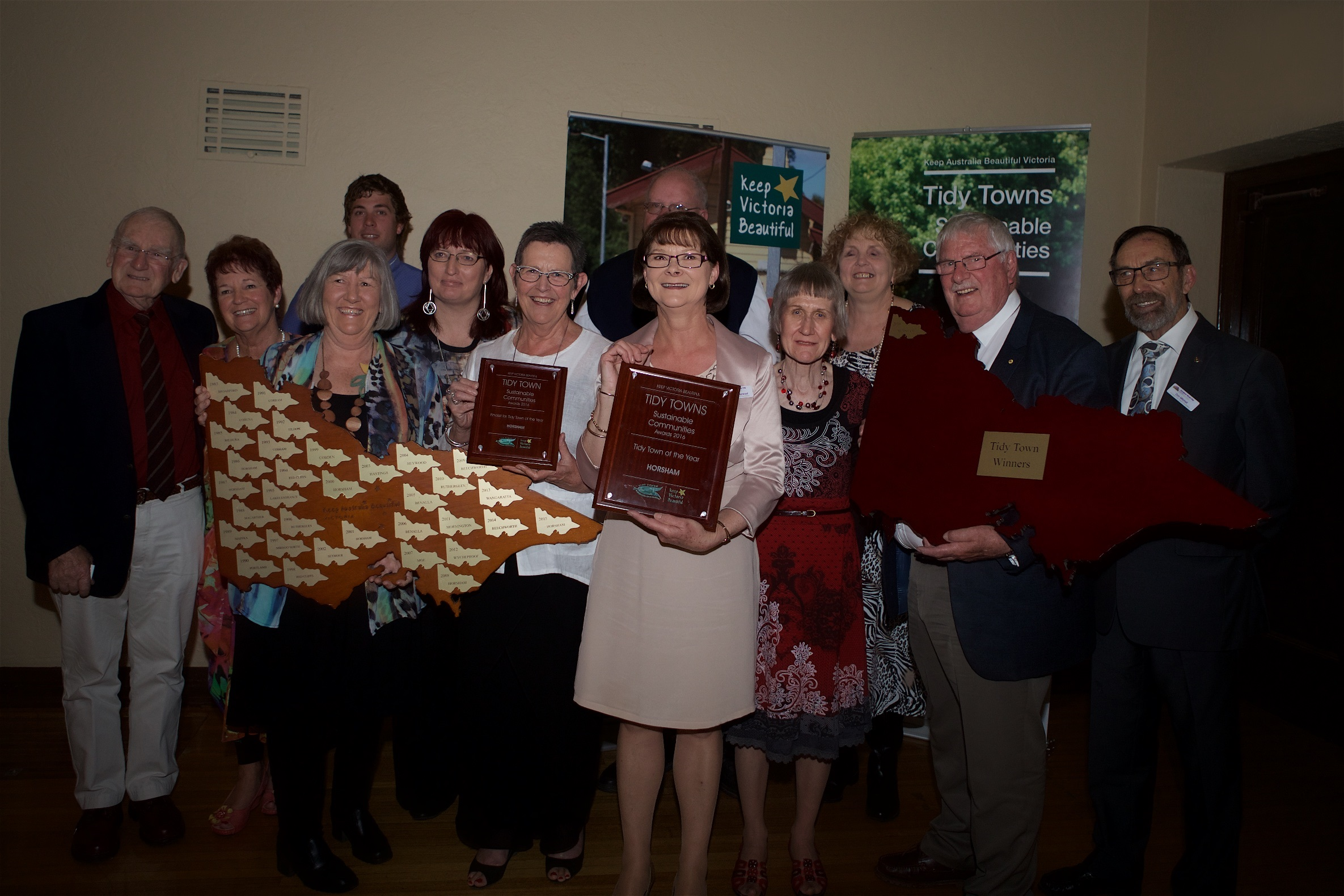 The 2016 Tidy Towns